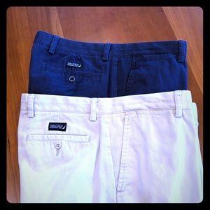 Two Men's Nautica pants